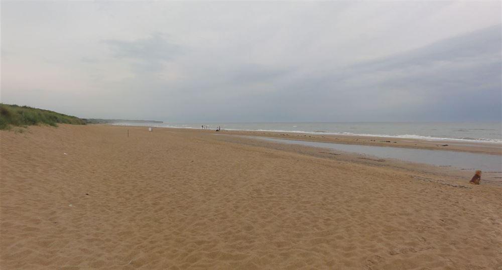 The beach of Omaha