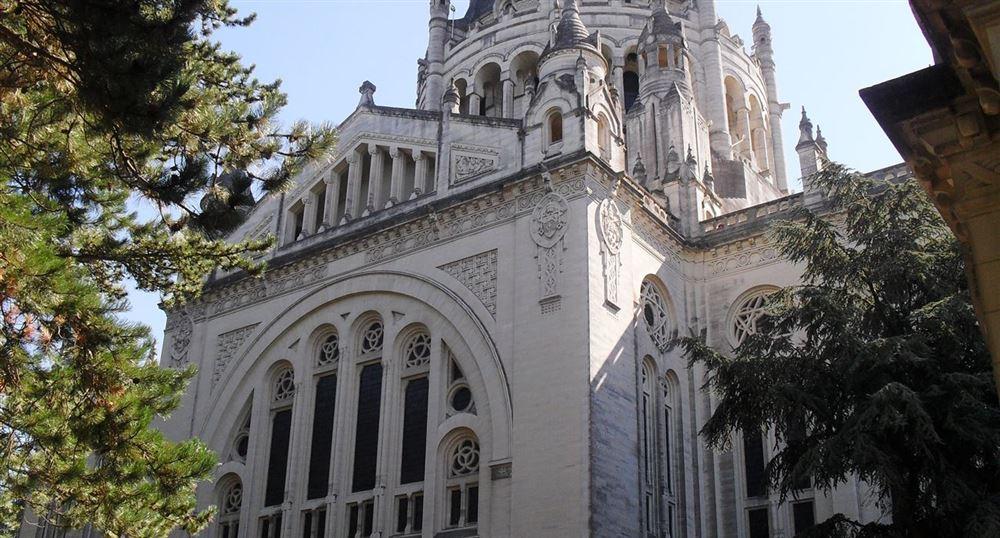 The Basilica view