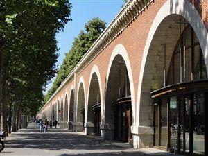 Visite de Paris: La promenade plantée-coulée verte Paris 12