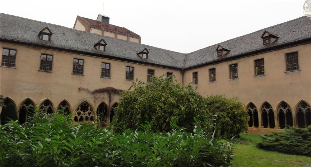 The former convent in Colmar