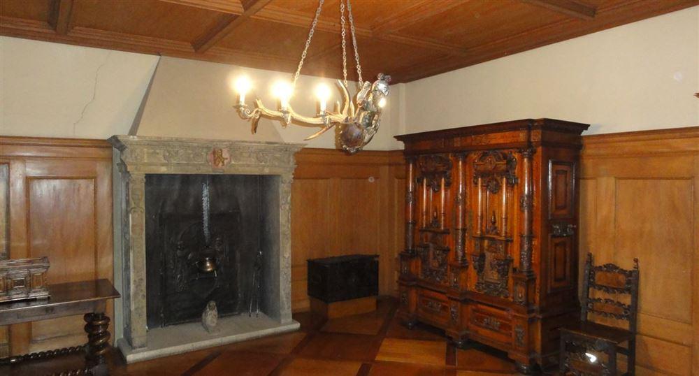 Typical Alsatian room