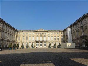 Visite du parc et du château de Compiègne