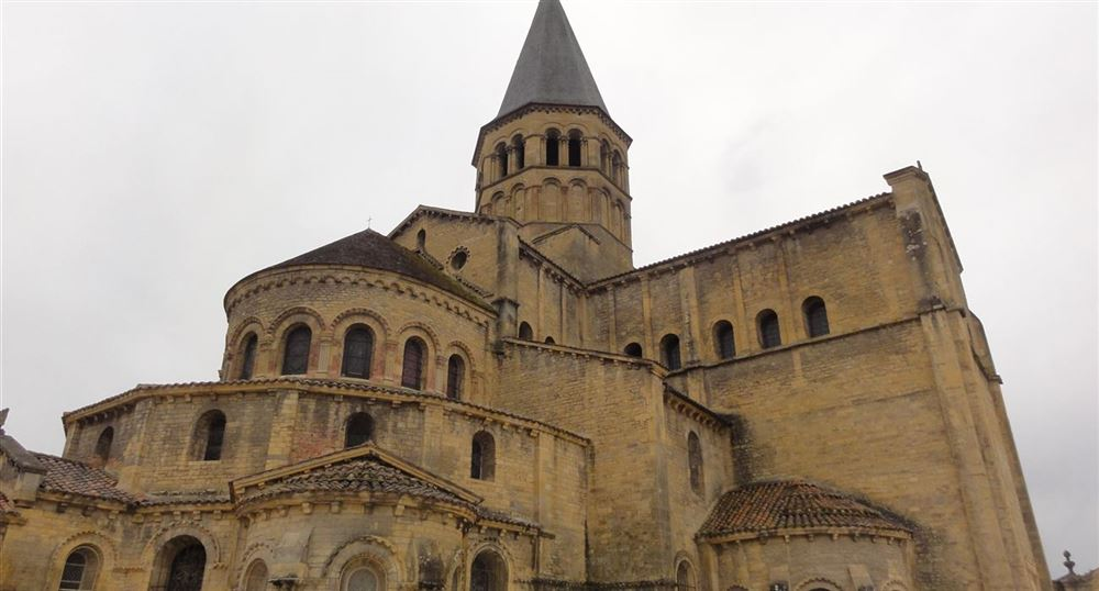 The Basilica of Paray-le-Monial
