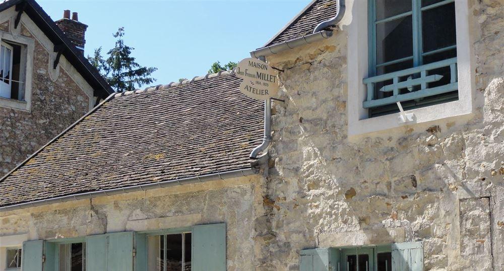 L'atelier de Jean-François Millet
