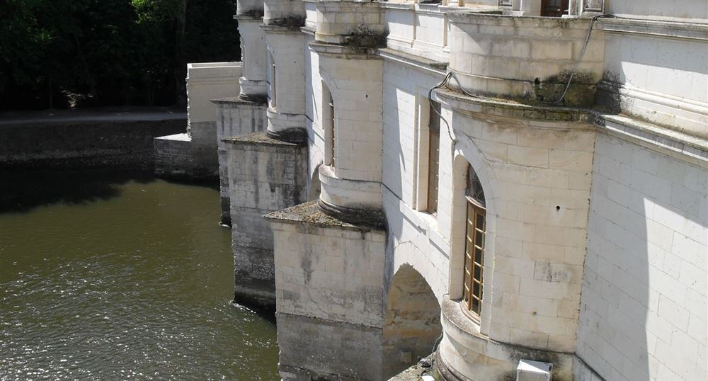 The Cher and Chenonceau
