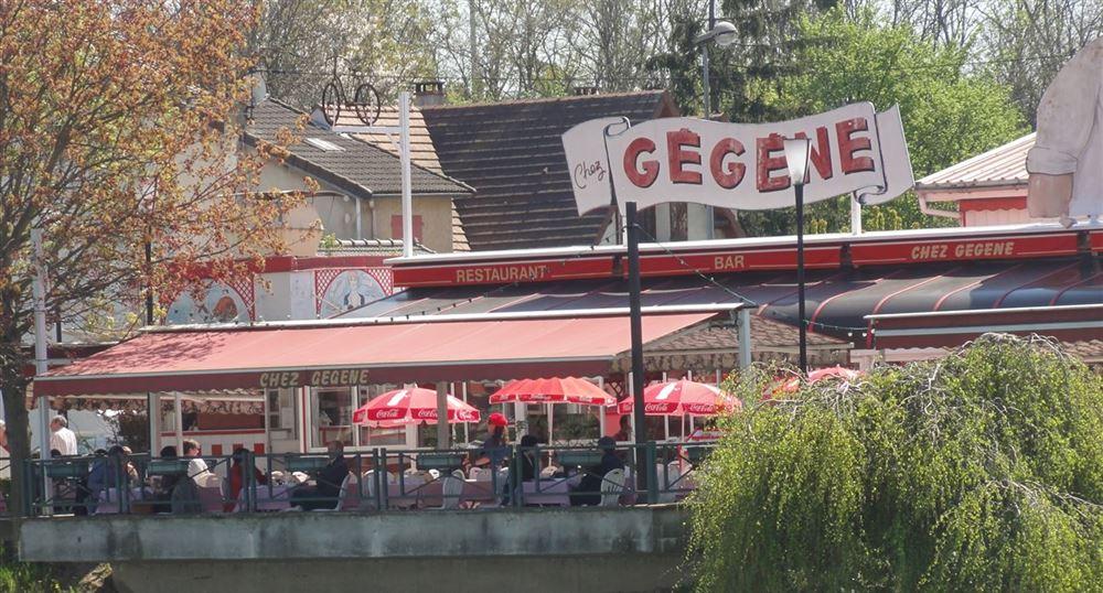 Chez Gégène : the last guinguette