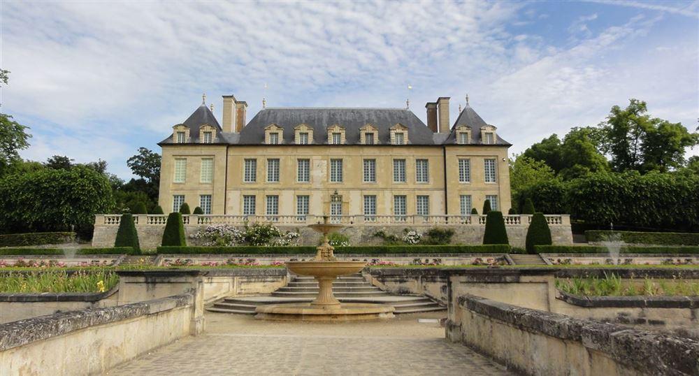The castle of Auvers