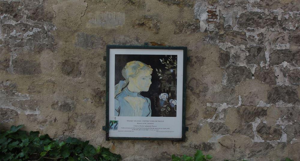 Portrait of Evelyne Ravoux