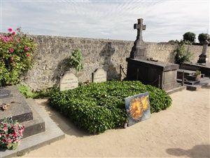 Les tombes des Van Gogh