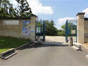 Promenade dans l'arboretum de Chèvreloup