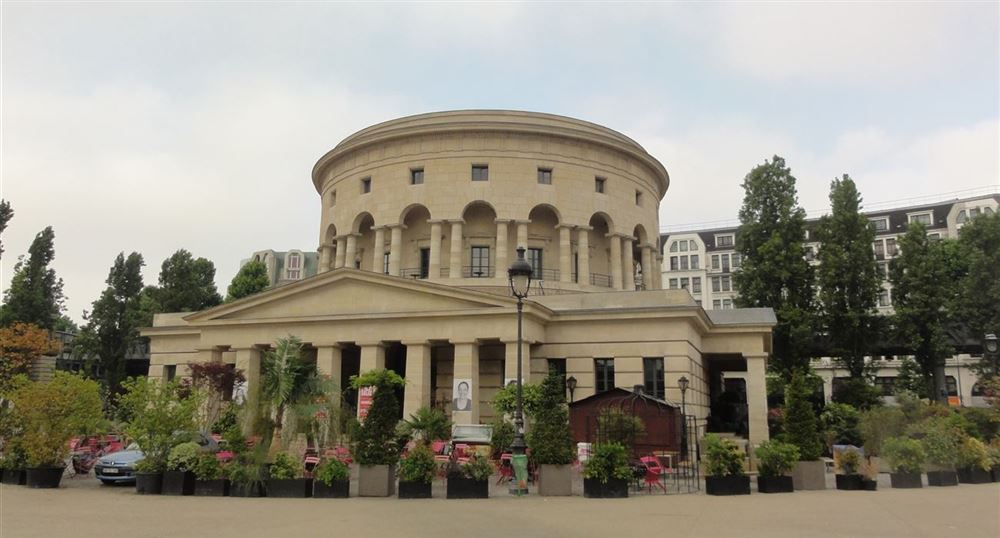 The Rotunda of the Villette