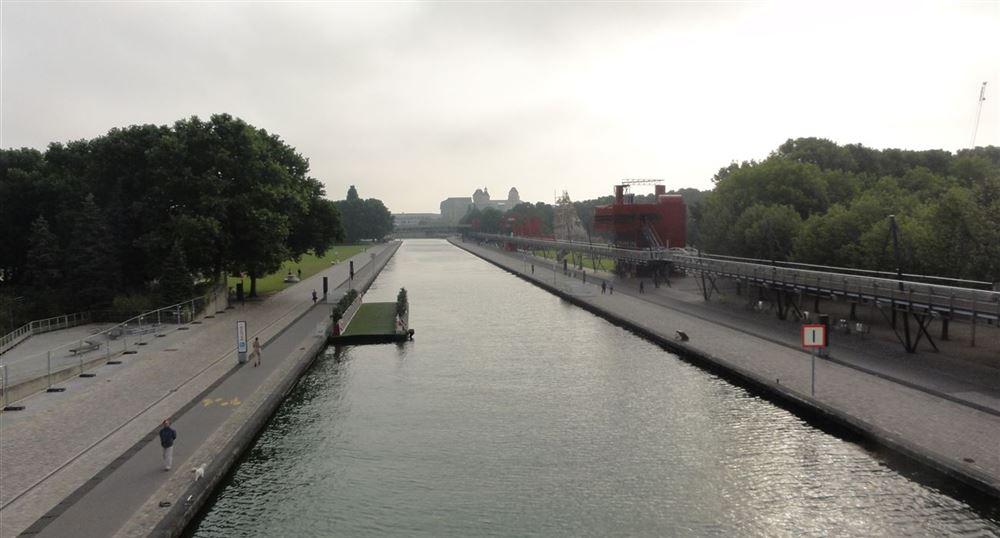 The Park of the Villette