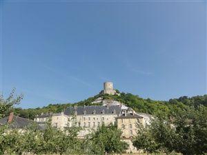 Visite de la Roche-Guyon et de son château