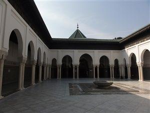 L'Islam à Paris: visite de la Grande Mosquée de Paris