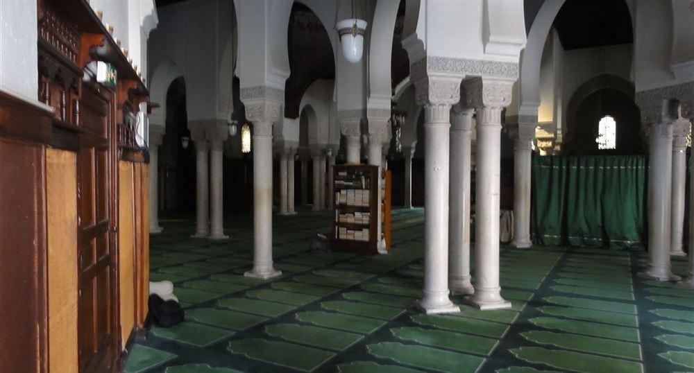 La salle des Prières