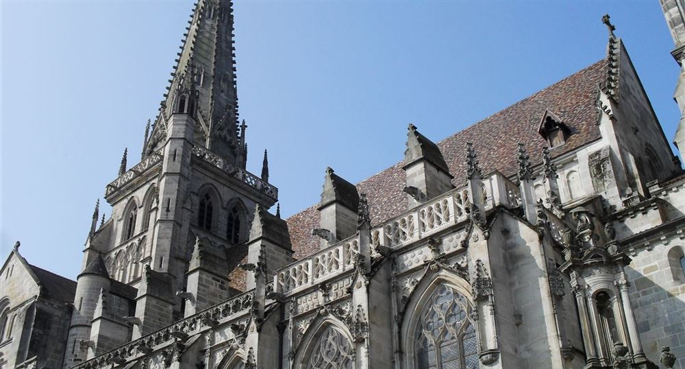 Cathedral Saint-Lazare