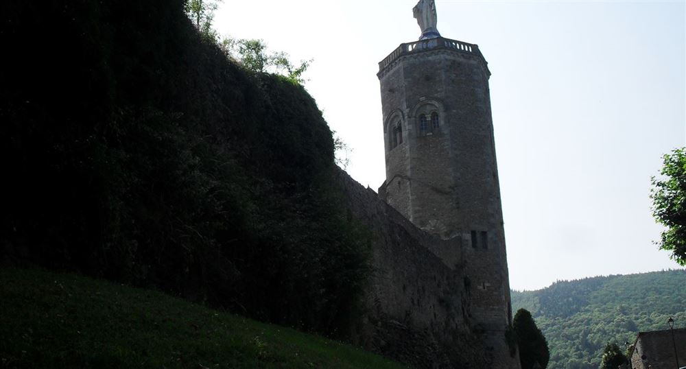 The Tower of the Ursulines