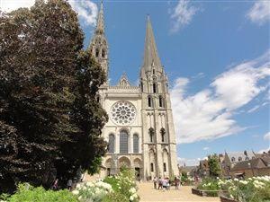 Une balade pour découvrir la  ville de Chartres