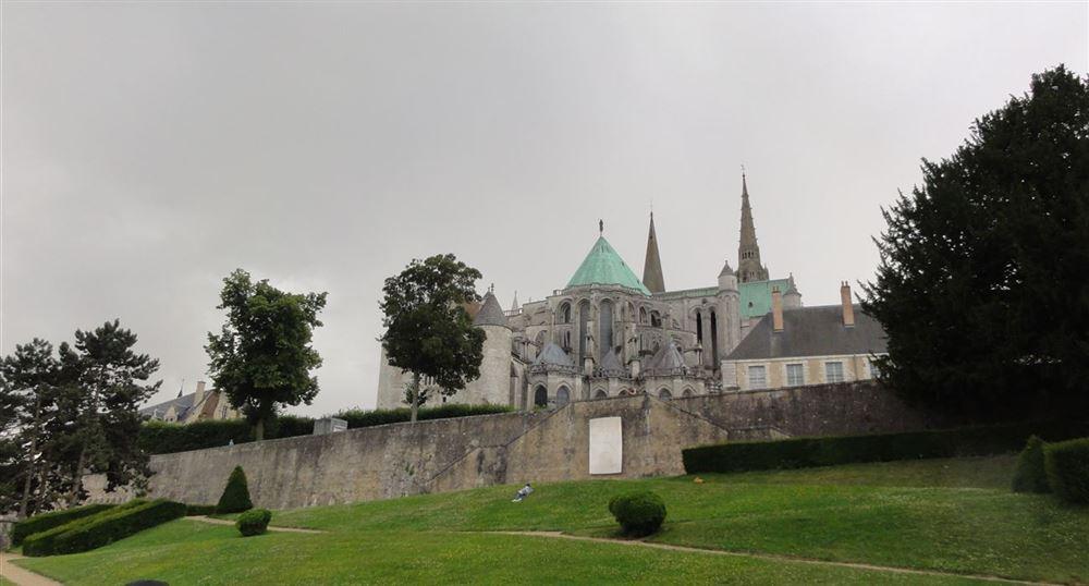 Les jardins de l'évêché
