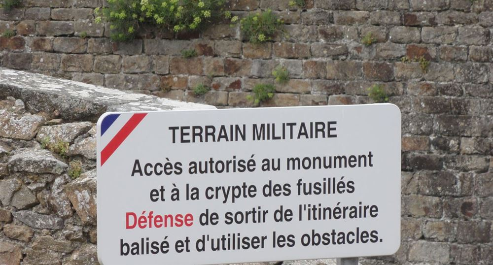 Terrain militaire