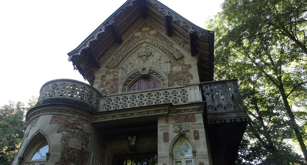 La façade du château d'If