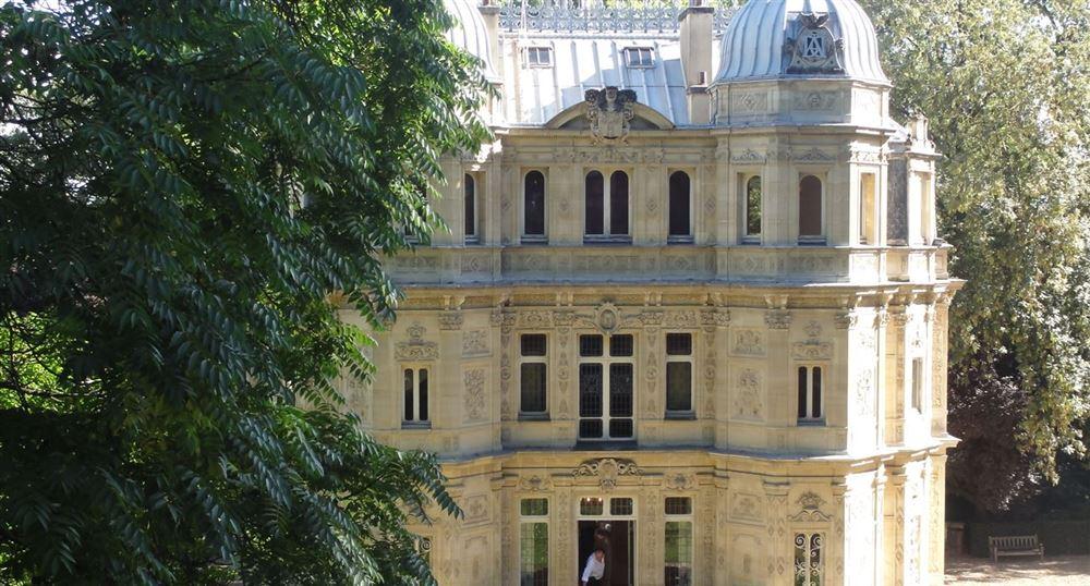 The castle of Monte-Cristo
