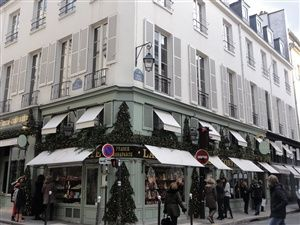 Balade gourmande à Saint-Germain-des-Prés