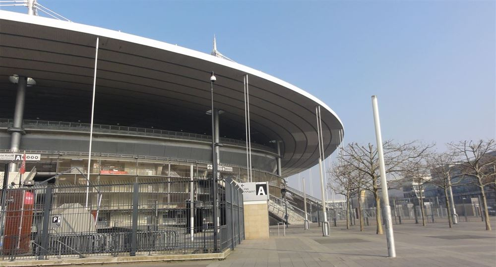 The stadium of France