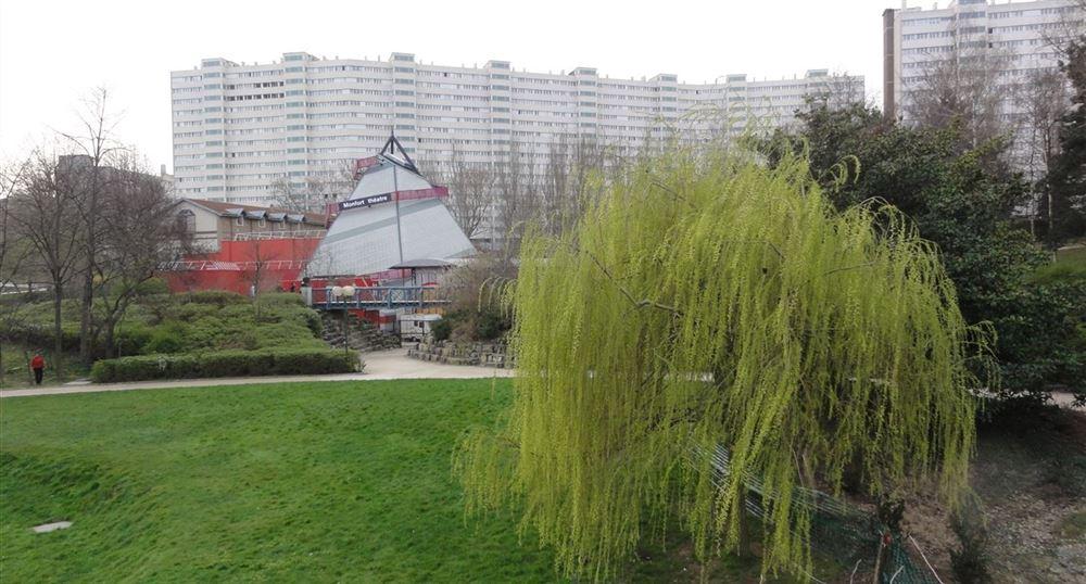Le parc Georges-Brassens