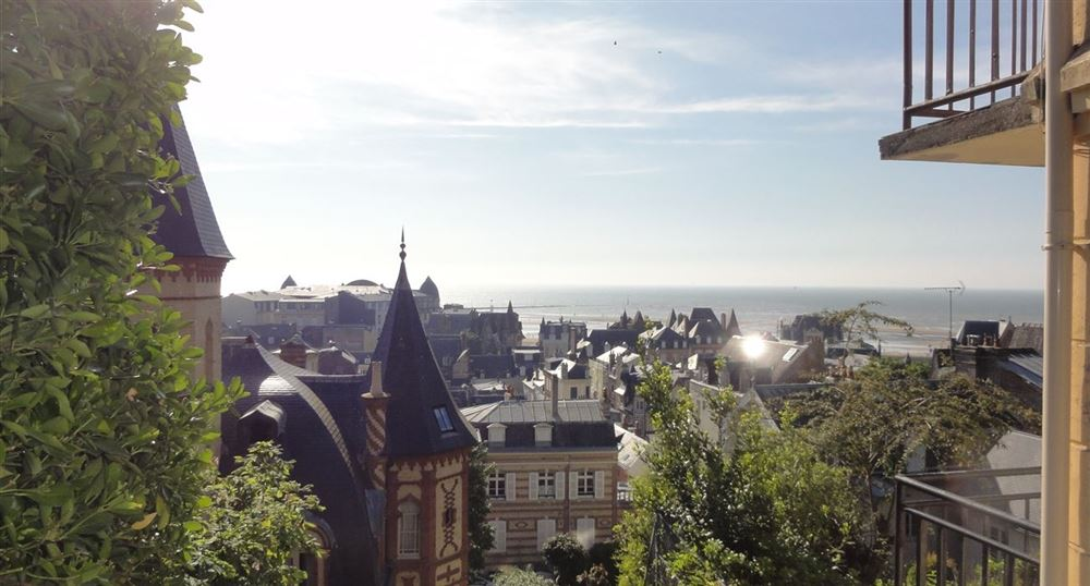 View of Trouville