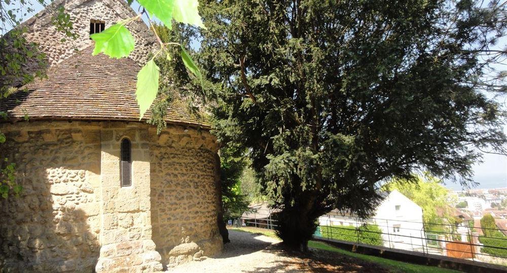 The Saint-Laurent Chapel