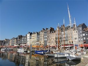 Walk on the heights of Honfleur