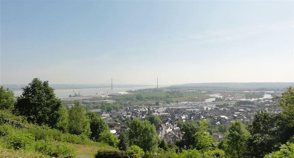 View of Honfleur