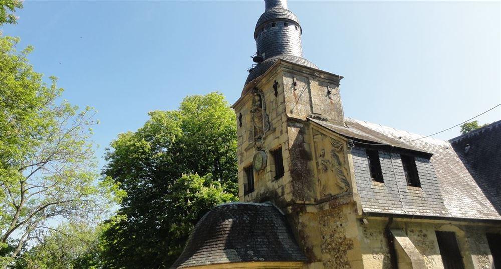 The chapel Notre-Dame-de-Grace
