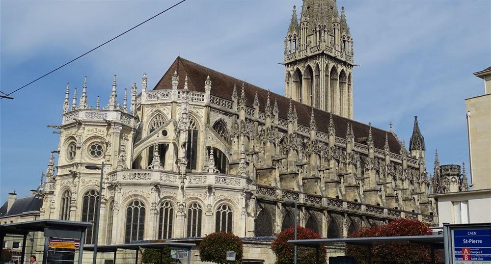 Église Saint-Pierre de Caen