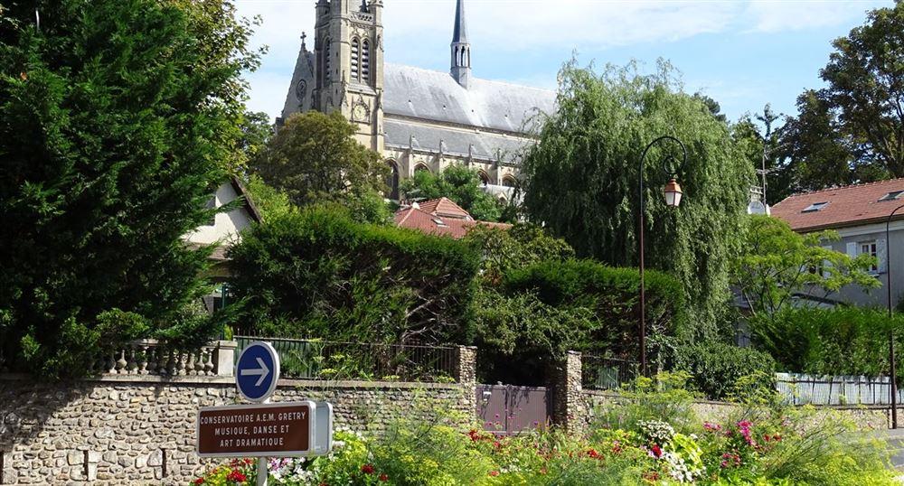 Saint-Martin collegiate church