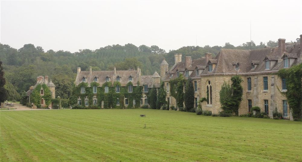 Abbey of Cernay