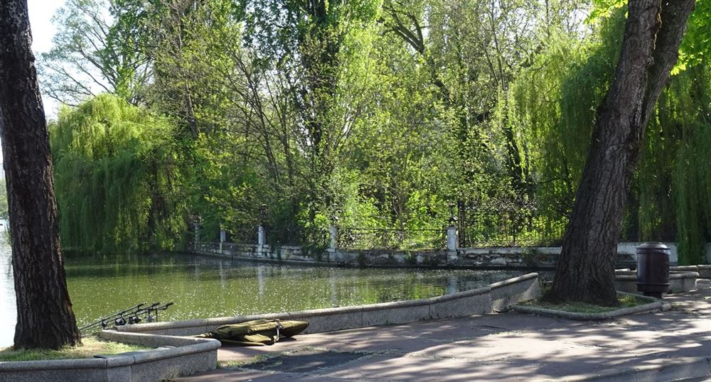 Lake of Enghien