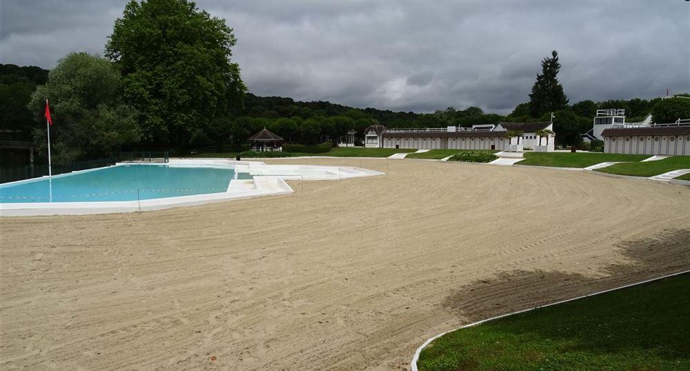 D co piscine plage l isle adam 26 metz piscine for Piscine 75019