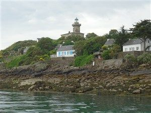 The discovery of the Chausey Islands