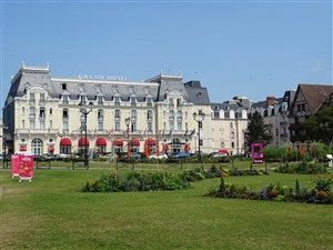 A tour of Cabourg