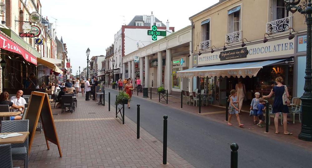 The sea Avenue
