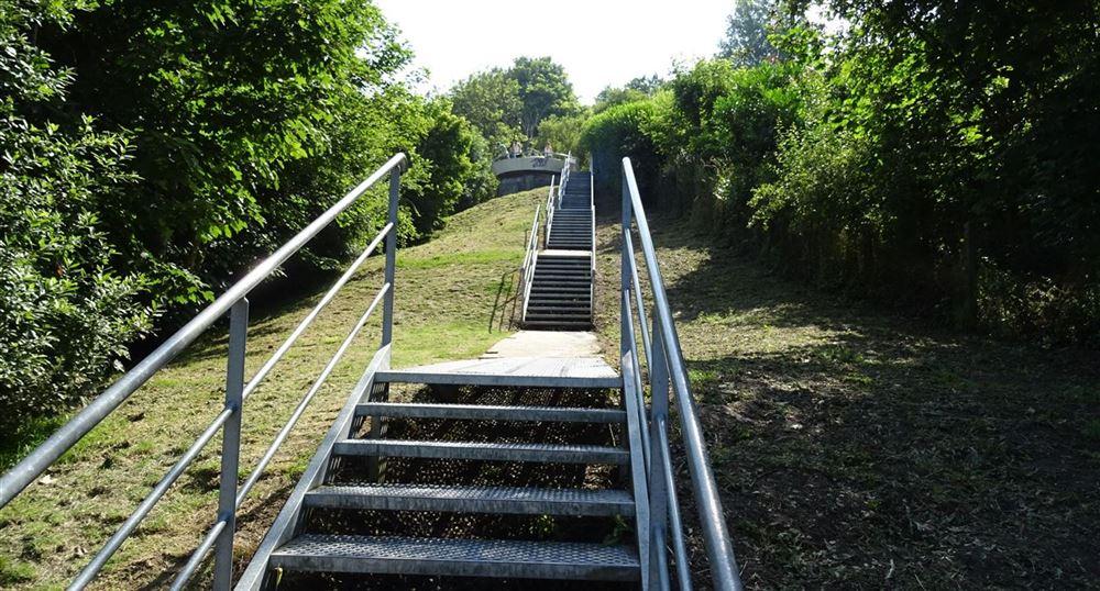 Les autres escaliers
