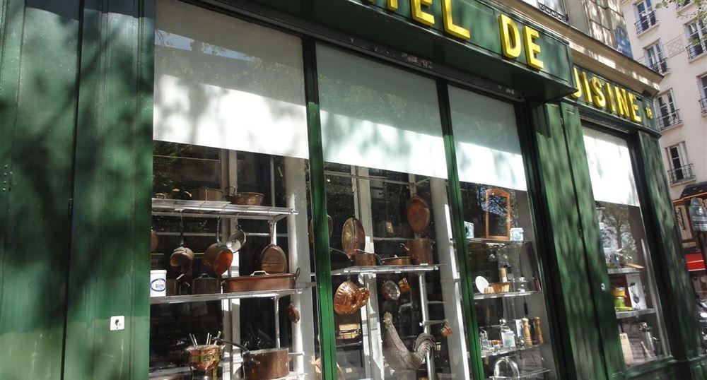 Quelques liens utiles for Materiel de cuisine paris
