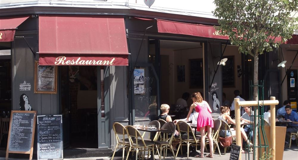 Le quartier de la butte aux cailles paris - Restaurant butte aux cailles ...