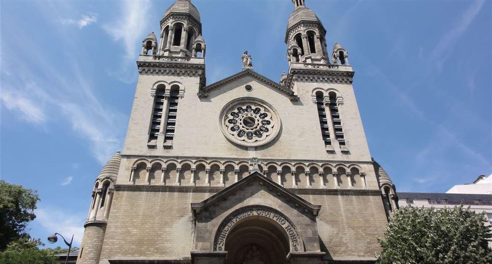 The St. Anne Church