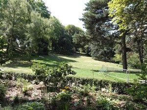 Le parc Montsouris et la Cité Universitaire