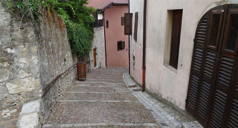 Le sentier des remparts