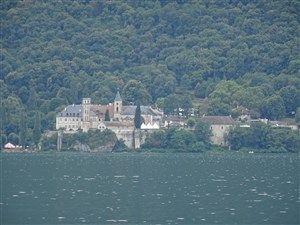 L'abbaye d'Hautecombe en Savoie