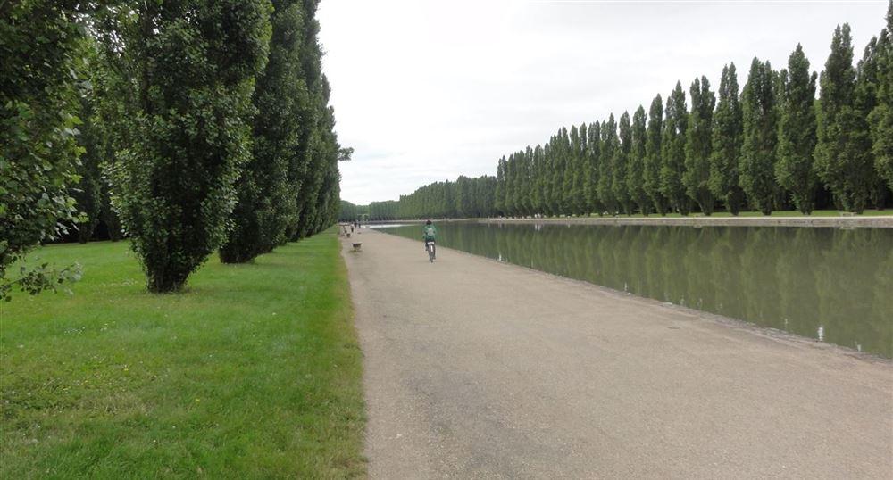 Promenade le long du Grand Canal
